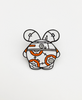 Babee8 | Star Wars Inspired Enamel Pin by Fat Rabbit Farm