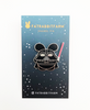 Vader Babee | Star Wars Inspired Enamel Pin by Fat Rabbit Farm