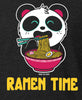 Ramen Time! Kid's T-shirt by Pandi the Panda