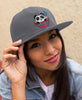 Ramen Bowl Snapback Hat by Pandi the Panda