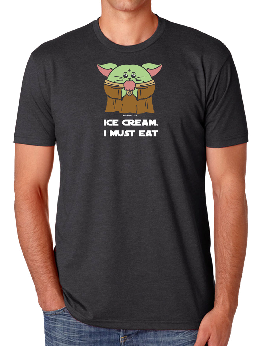 Ice Cream I Must Eat Men's T-shirt