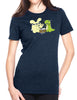 Taiko with T-Rex Women's T-shirt