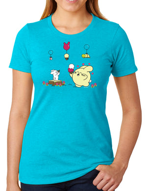 Sweets From Above Women's T-shirt