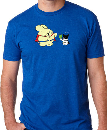 Forbidden Ice Cream Men's T-shirt by Fat Rabbit Farm