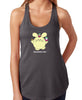 Balanced Diet Women's Tank Top by Fat Rabbit Farm