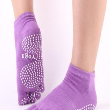 NON-SLIP YOGA SOCKS-MASSAGE-Smart Ab Now