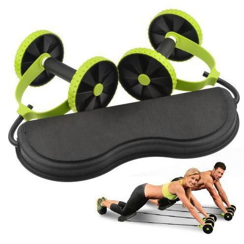 CoreFLEX Resistance Band AB Roller-work out-Smart Ab Now