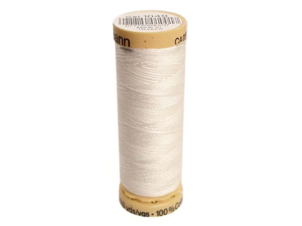 Gutermann 100% Natural Cotton Sewing Thread 110 yd. (65 Colors #1001 - #9430)