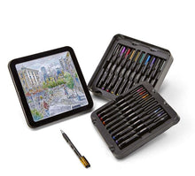 Load image into Gallery viewer, Crayola Signature Detailing Gel Pens Set, Gift - 20 Count