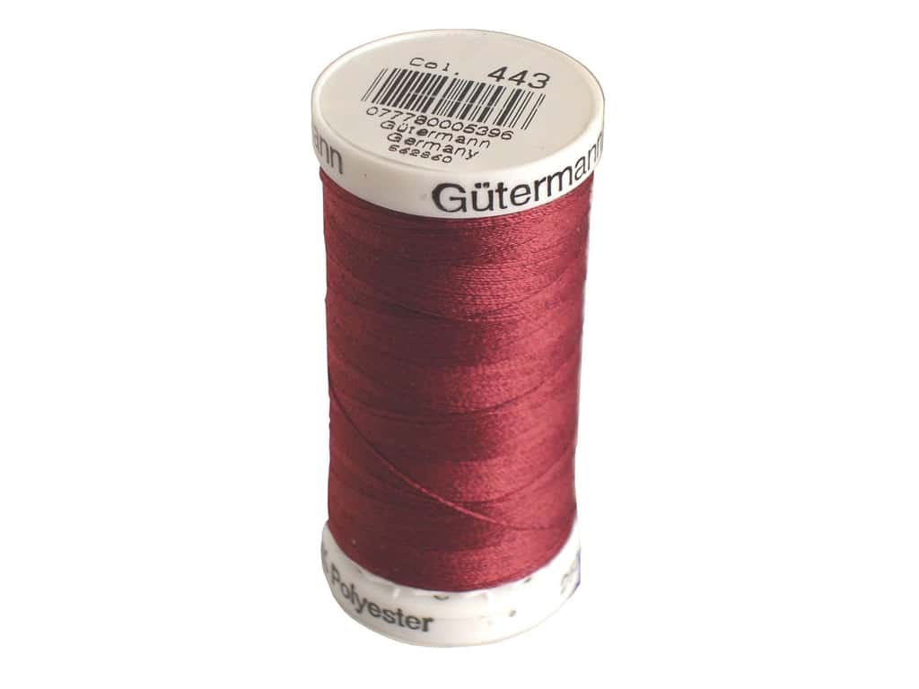 Gutermann Sew All Polyester Thread 274 Yards (32 Colors #442 - #660)