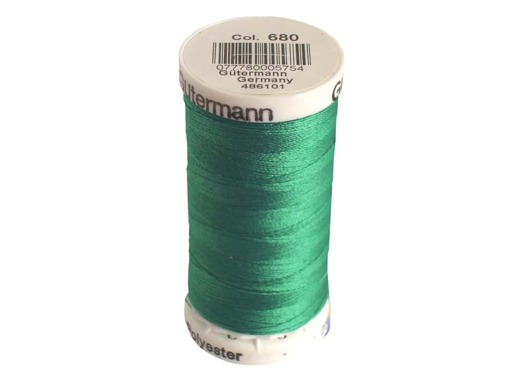 Gutermann Sew All Polyester Thread 274 Yards (37 Colors #680 - #945)