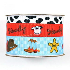 Cowbaby Ribbon Collection