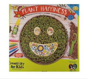 CREATIVITY FOR KIDS, Plant Happiness Kit
