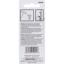 Load image into Gallery viewer, Professional 50 lb. Picture Hangers (2-Pack)