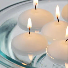Load image into Gallery viewer, Ivory Floating Candles
