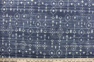Striped Emerald Georgette