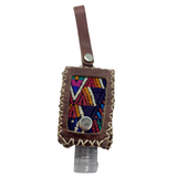 Huipil Hand Sanitizer Holder