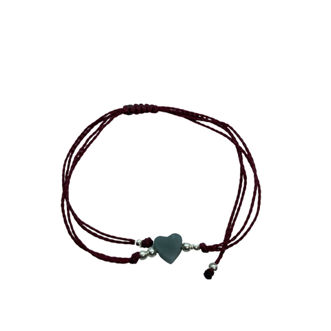 Jadeite (Corazon) Friendship Bracelet