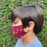 Volcan Pacaya - Tela Maya Face Covers (KIDS)