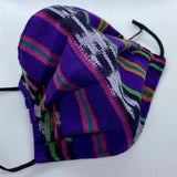Chichicastenango- Tela Maya Face Covers (KIDS)