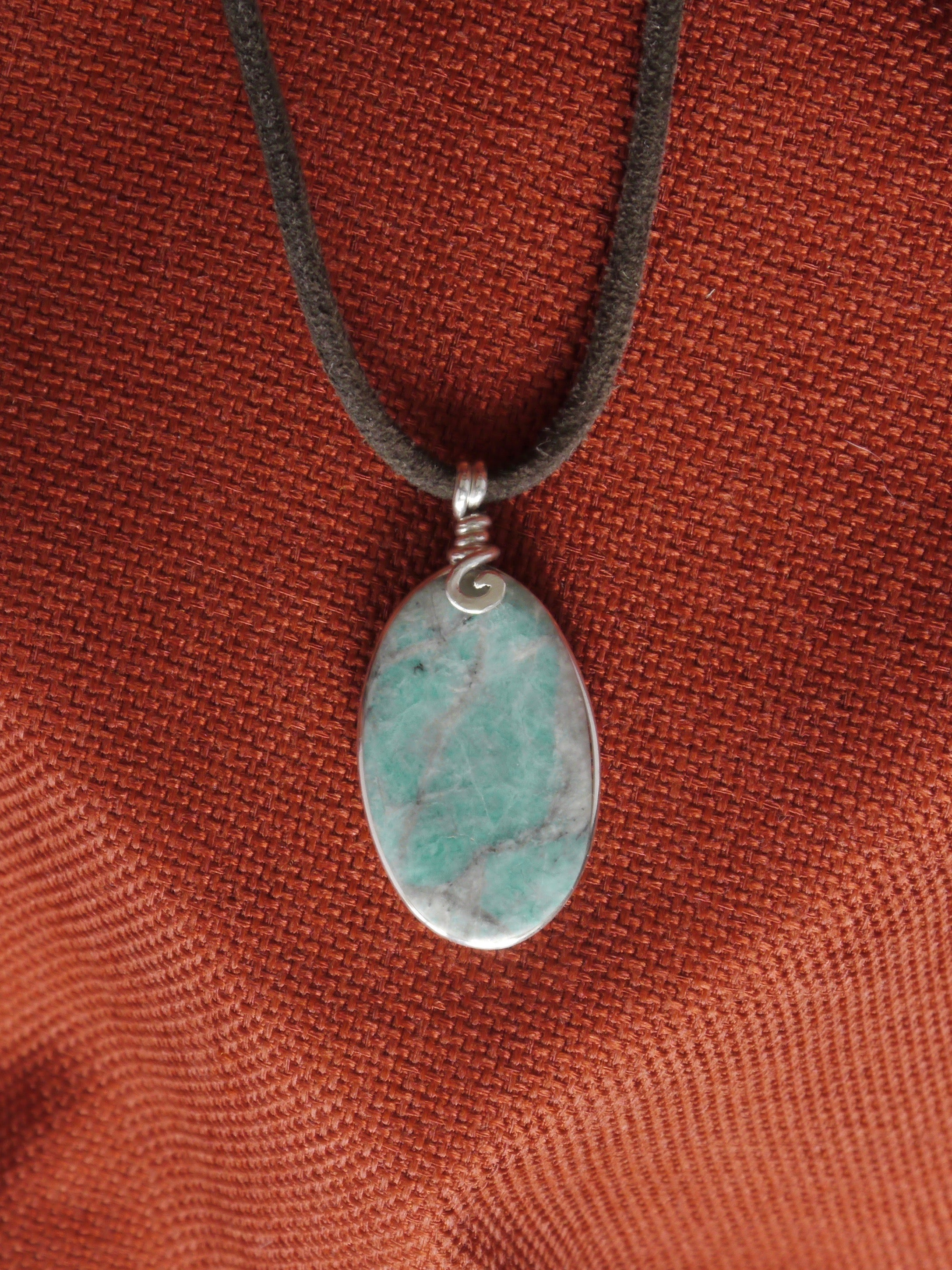 Eternal Jade Necklace