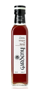 Gardeny vinegar with Jerez wine (250 ml)