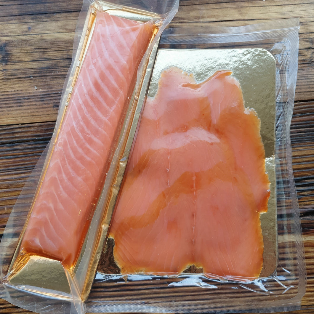 Cold smoked salmon Royal Fillet 200g