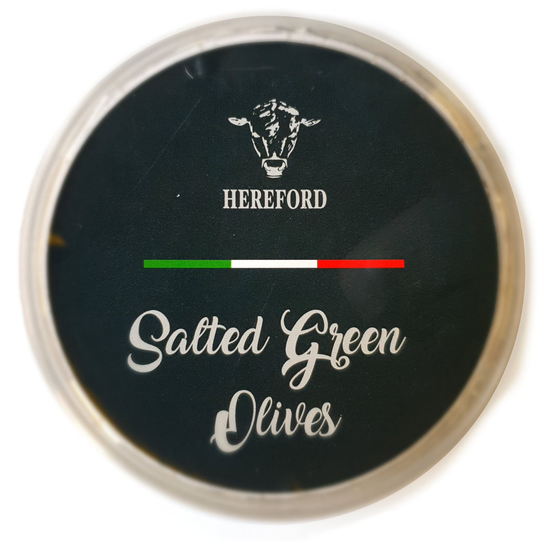 Salted Green Olives 250g