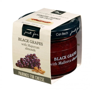 Canbech jam with black grapes (73 g)