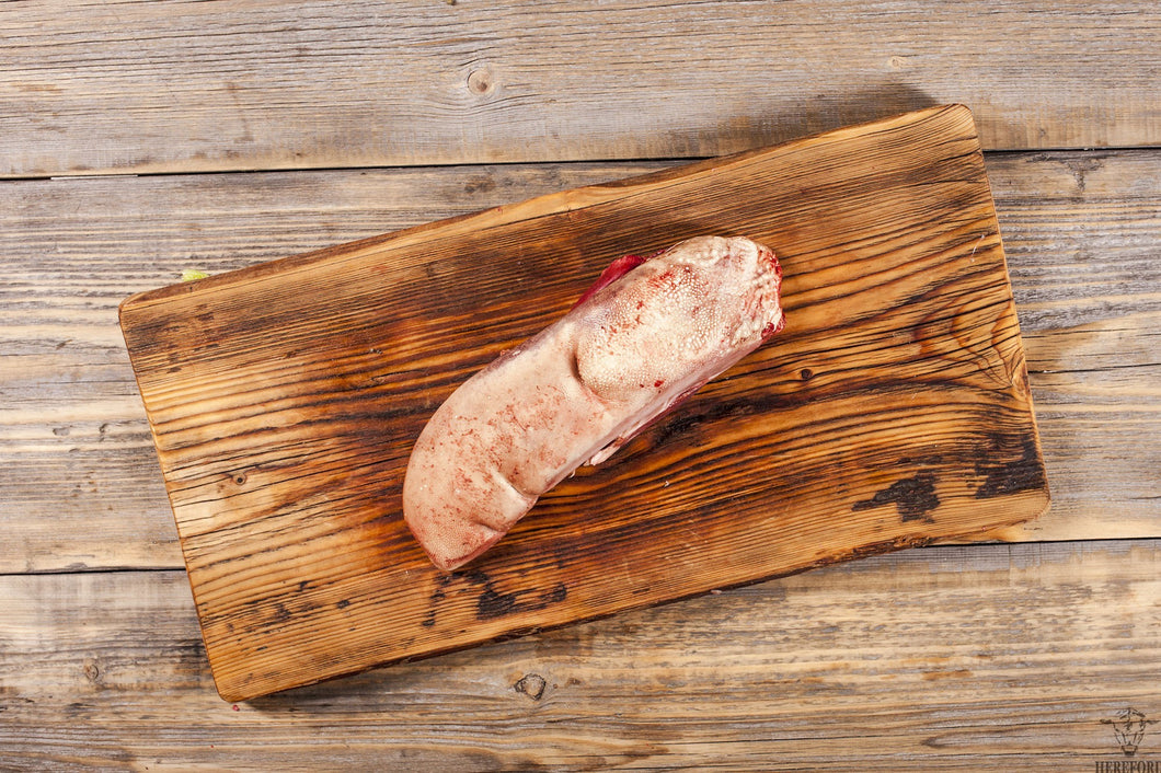 Beef tongue Latvia (Bio)