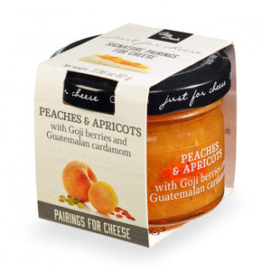 Canbech jam with peaches and apricots 67g