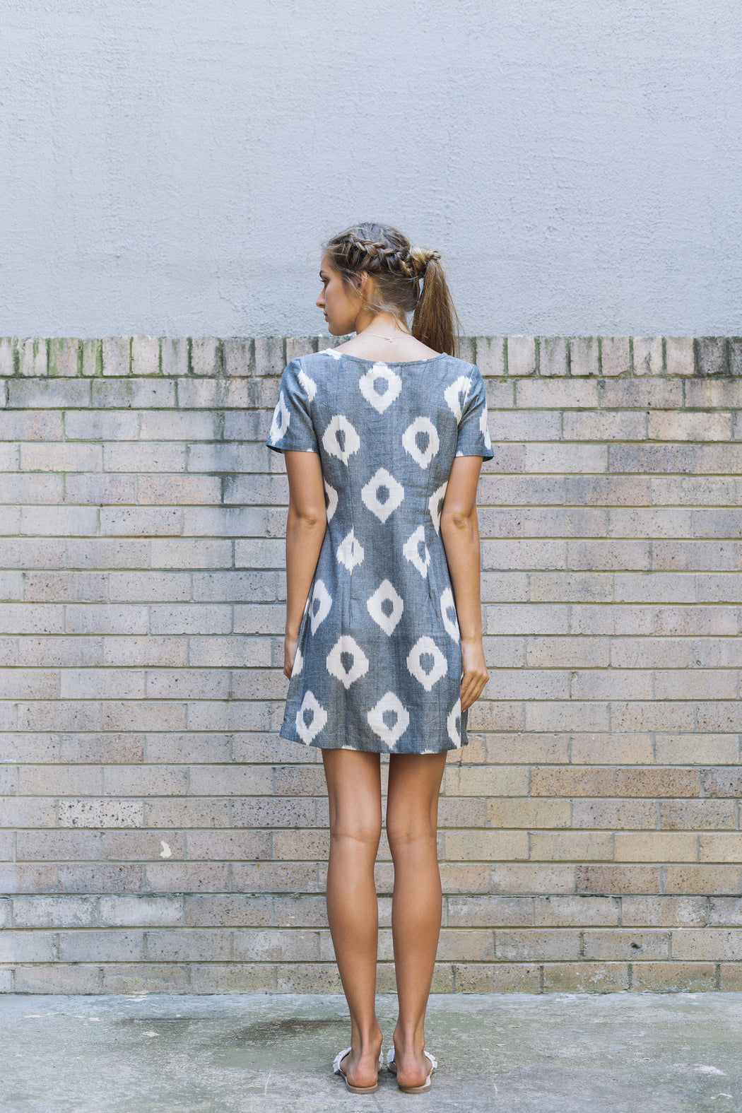 New Best Friend Dress - Black Spot