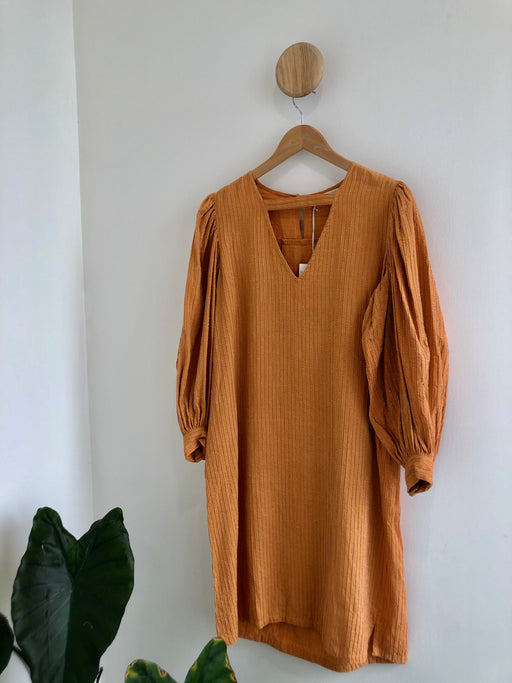 Sahara Dress - Metallic