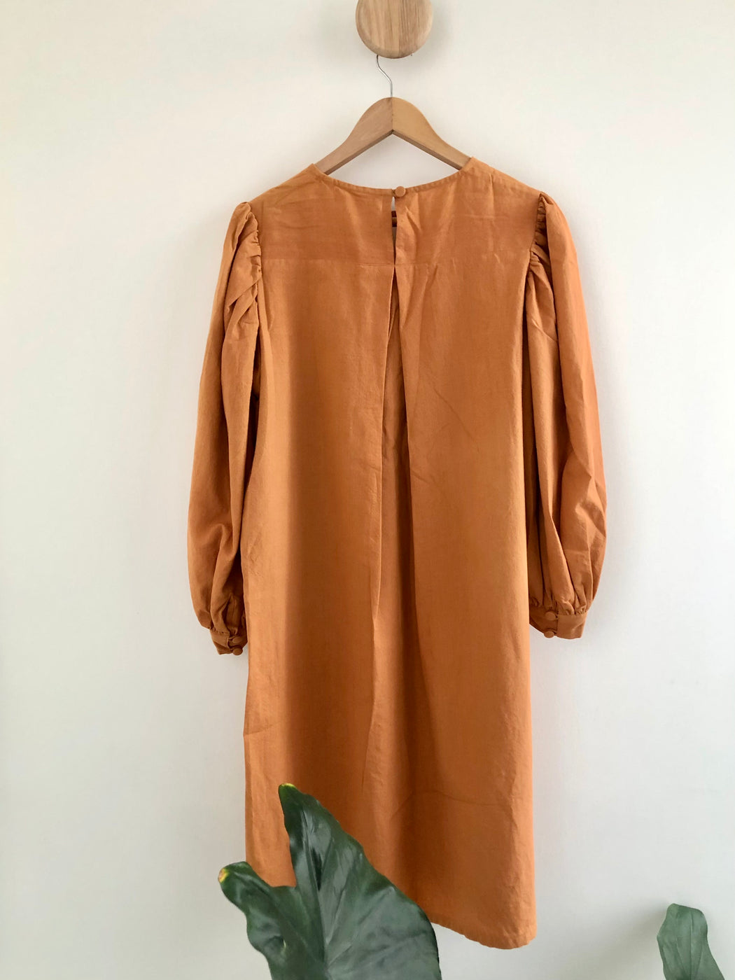 Sahara Dress - Terracotta