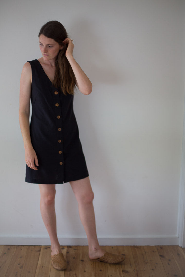 Sunbeam dress - Black