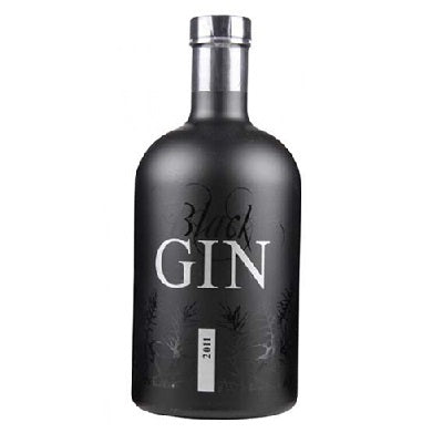 Gansloser Black Gin 2011 - 700ml