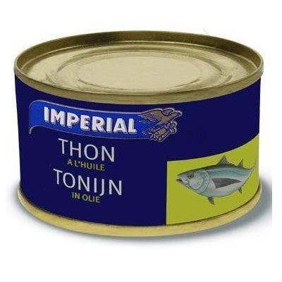 Tonijn in olie Imperial - 200gr