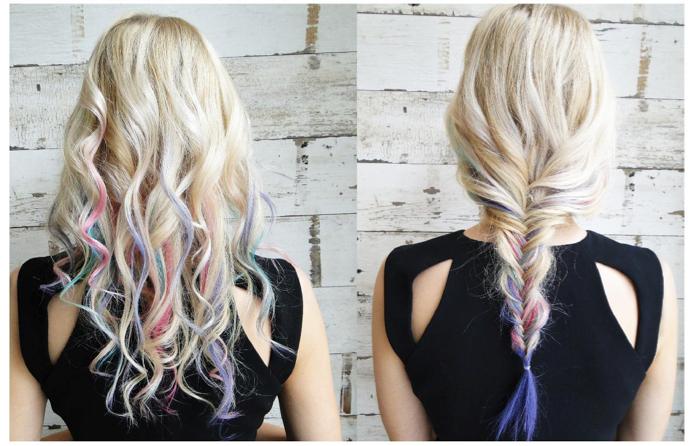 Trend Alert: Perfect Pastels at SalonCapri!