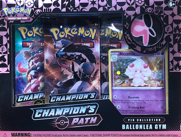 Pokemon Champions Path Pin Collection Ballonlea Gym Baseball Dreams Memories Afterwards, go over to the right and speak to the. pokemon champions path pin collection ballonlea gym