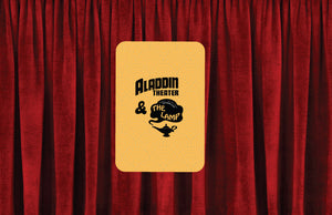 Gift Card for The Lamp and the Aladdin Theater