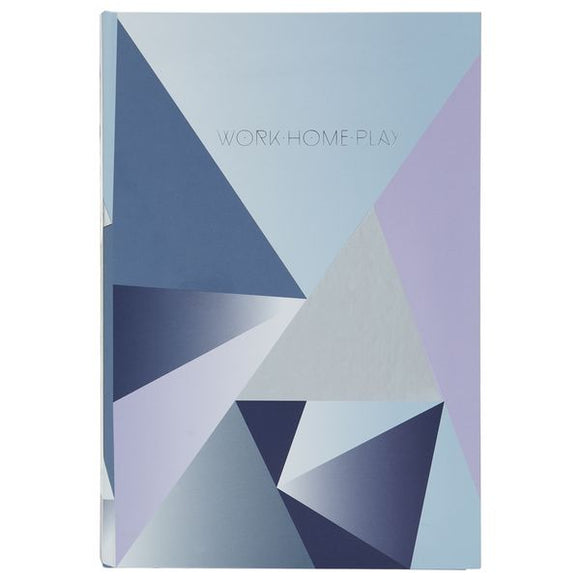 Paperchase: Indigo Nights Work Home Play Journal