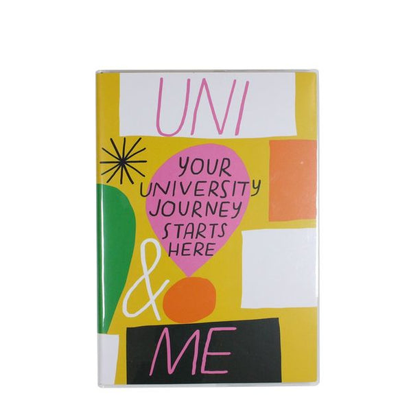 PAPERCHASE UNI & ME JOURNAL: Your University Journey Starts here