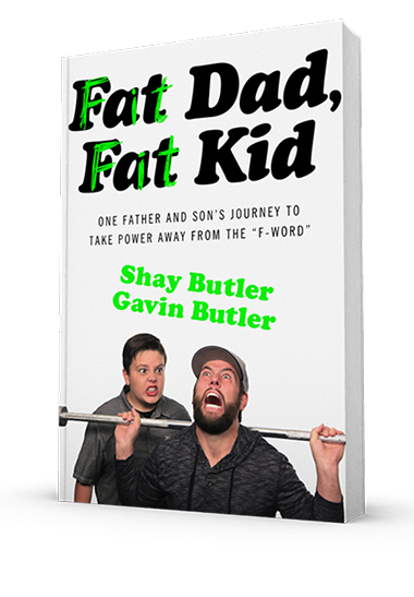 Fat Dad, Fat Kid: One Father and Son's Journey