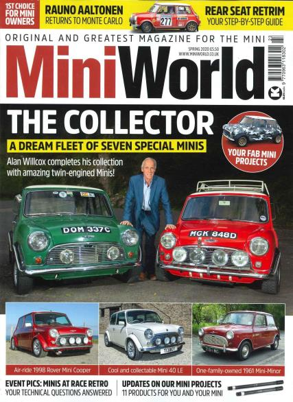 Mini World UK Magazine