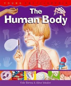 The Human Body Encyclopedia by Kate Barnes