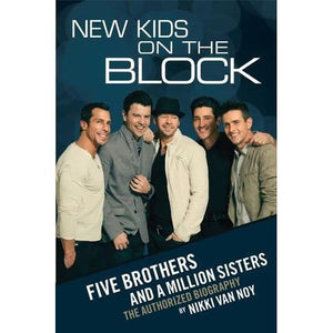 New Kids on the Block by Nikki Van Noy