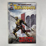 The Chronicles of Tebuanman (The Final Battle Volume 4)