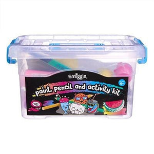 Smiggle Paint Pencil and Activity Kit