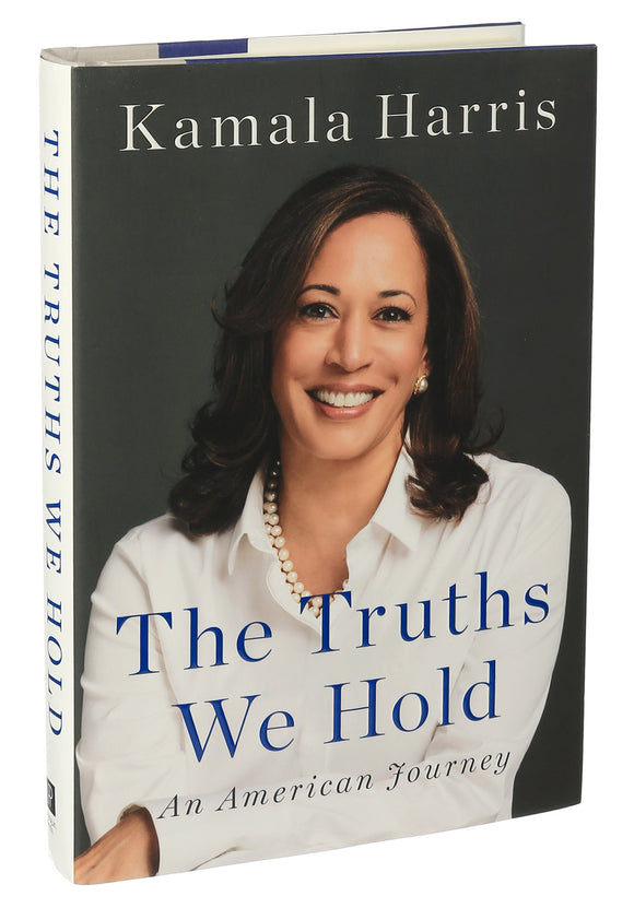The Truths We Hold: An American Journey by Kamala Harris