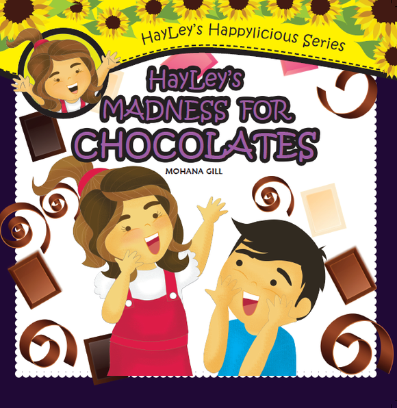Hayley's Madness for Chocolates by Mohana Gill